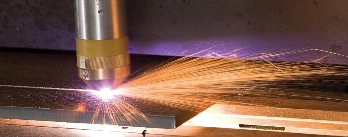 Produktion Radel&Hahn - Plasmaschneidemaschine