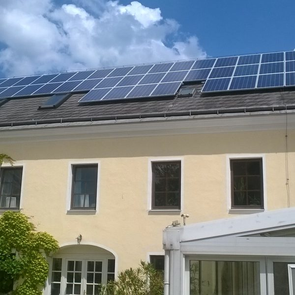 Reintegration gemeinnützige sozialtherapeutische GmbH – Photovoltaik