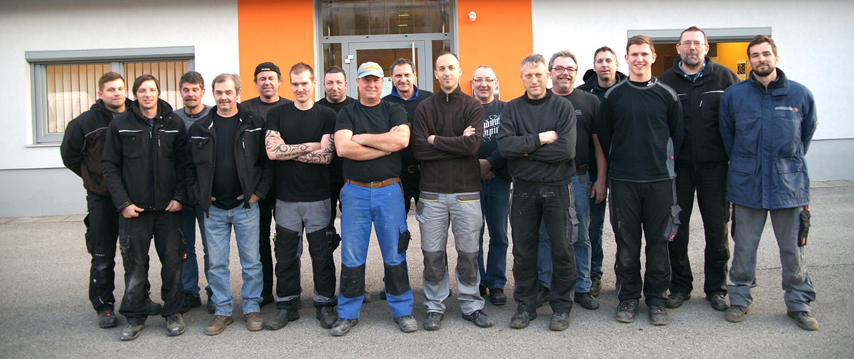 Mitarbeiter von Radel&Hahn