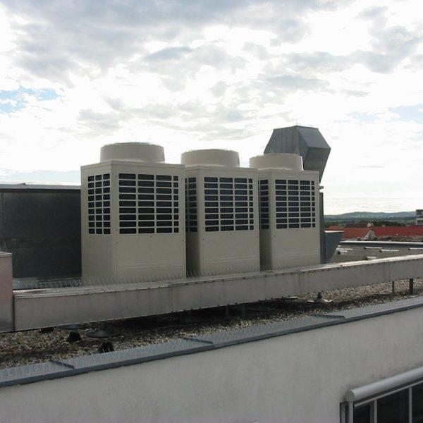 Rathaus Eisenstadt – Klima