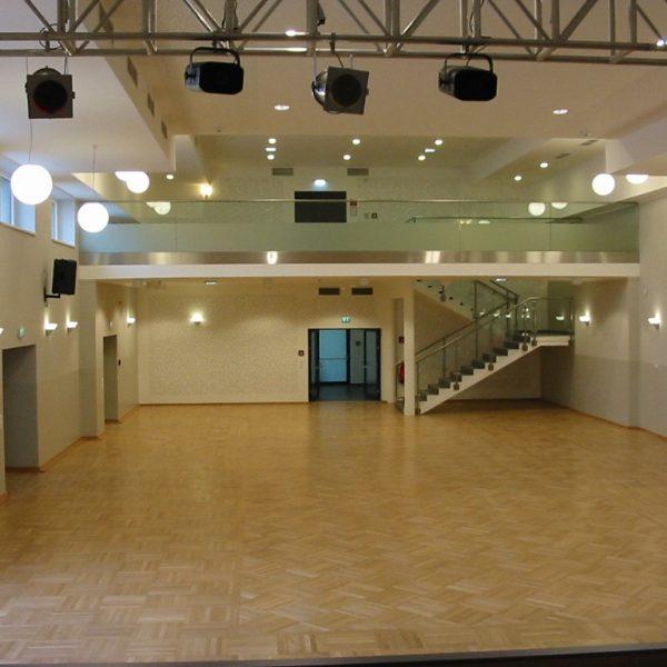 Veranstaltungshalle Ebenfurth – Lüftung
