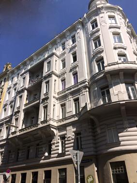 Referenzanlage Architekturbuero GumpendorferstraßeKlima