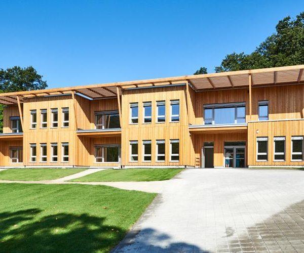 Kindergarten Pötzleinsdorf – Lüftung