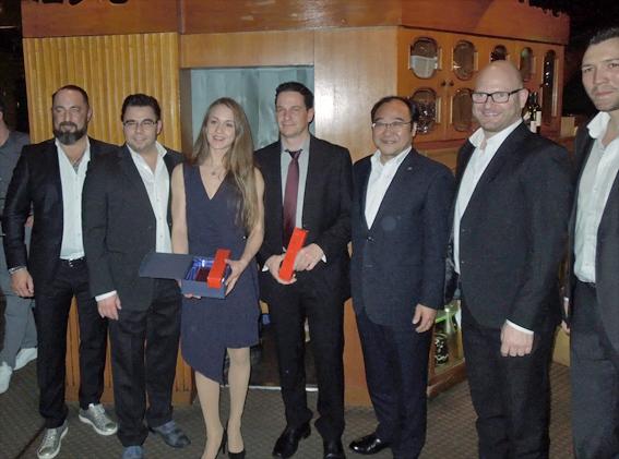 Radel Hahn Toshiba Partner Award
