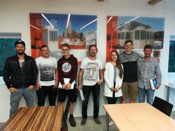 Radel-Hahn Serviceteam bei Air-Cond