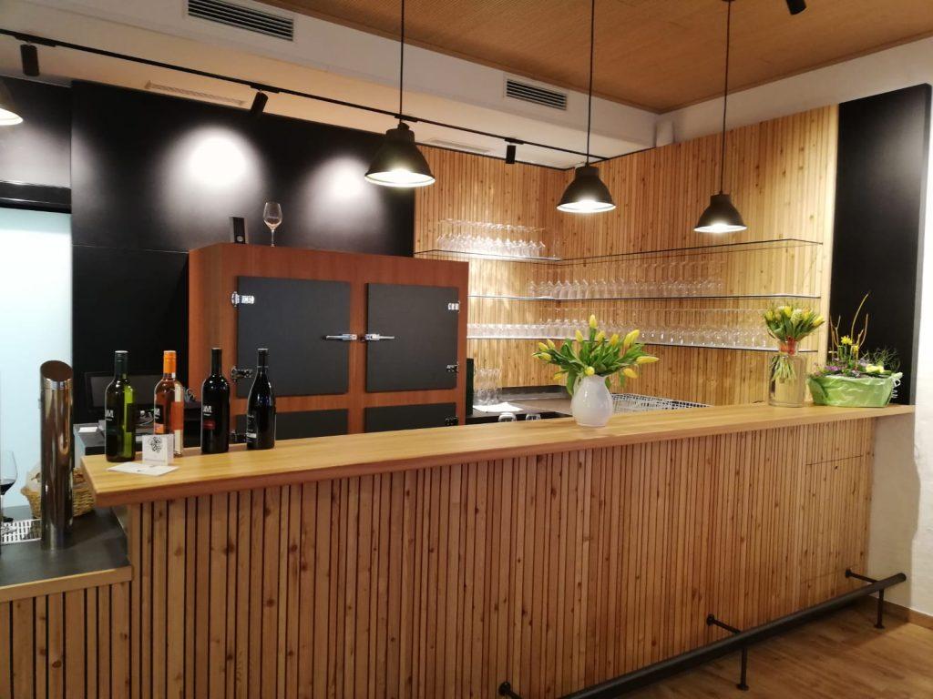 RH Referenz Weinwirtschaft Lassl Lokal